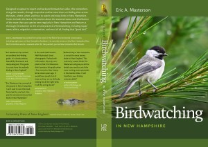 Birdwatching in New Hampshire by Eric Masterson Now Available!