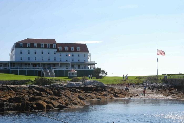 Star Island September 2011