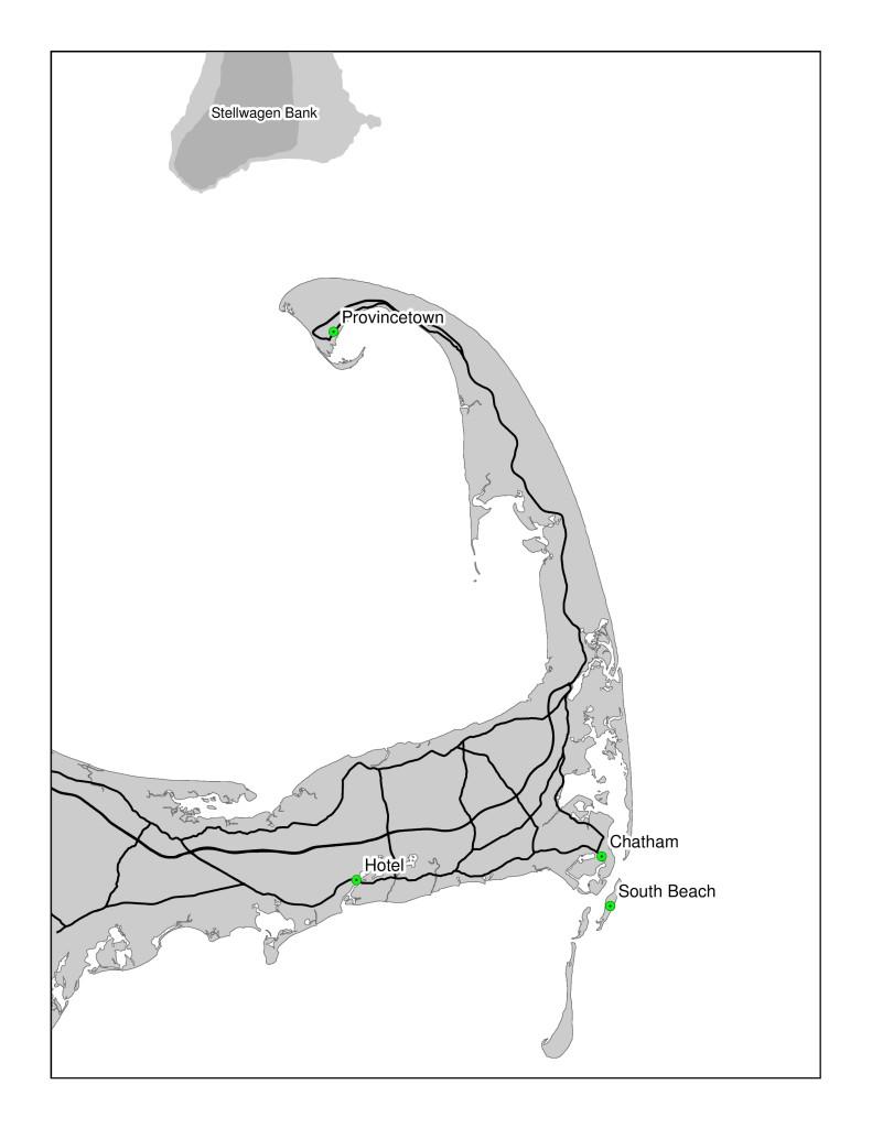 Cape Cod Birding Locations